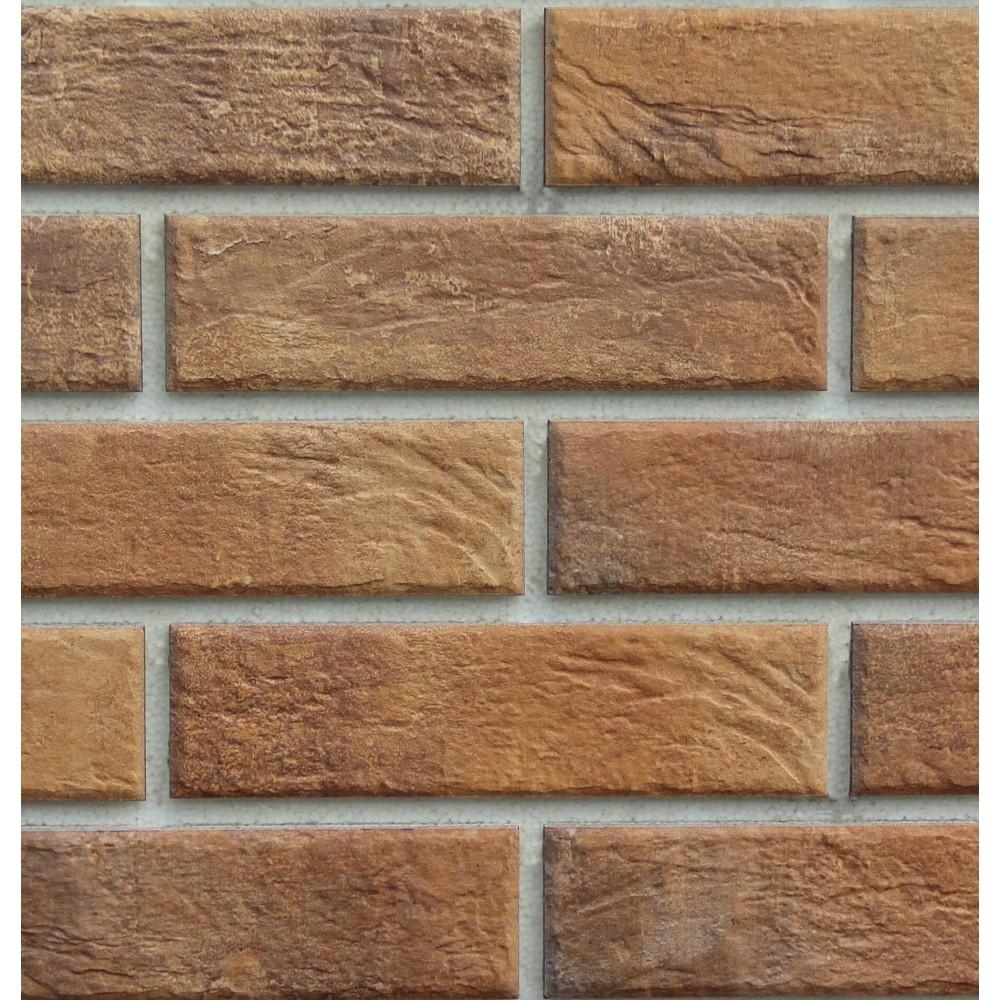 Фасадная термопанель Loft Brick Curry 2112